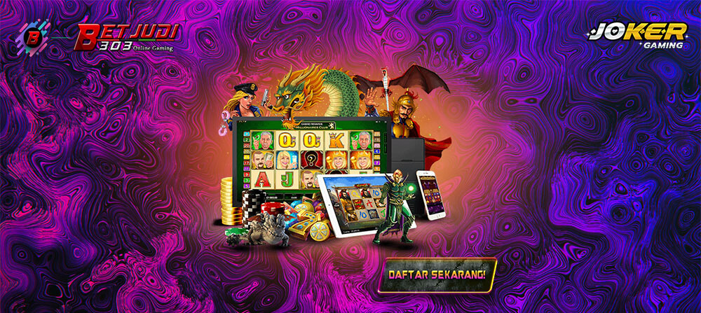 Slot Terbaru Joker Gaming Deposit Bank Lokal