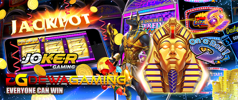 Joker Slot Gaming Dari Fafaslot Online Indonesia