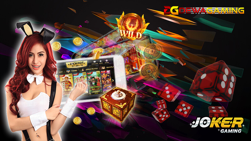 Joker123 Game Slot Deposit Bank Daerah